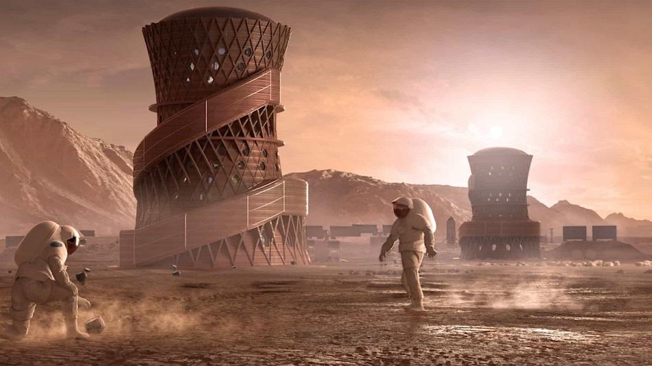 colonistii de pe Marte vor suferi mutatii genetice