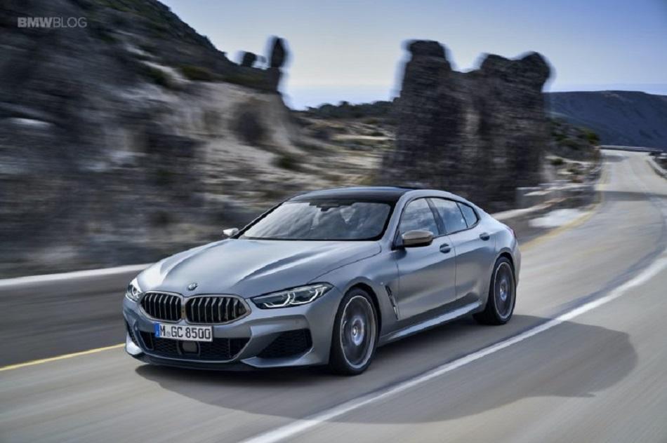 Faceti cunostinta cu noul BMW Seria 8 Gran Coupe