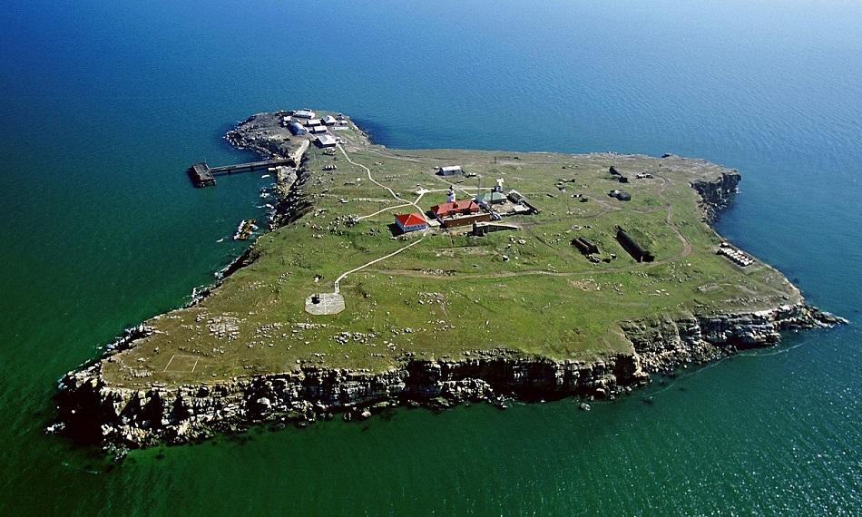 nsula Serpilor din Marea Neagra, locul interzis vizitatorilor