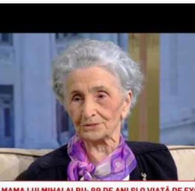 Mama lui Mihai Albu, Zenaida