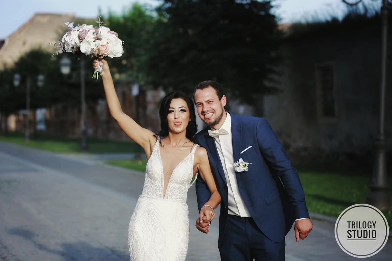 Nunta in showbiz! Fostii concurenti de la Insula Iubirii s-au casatorit