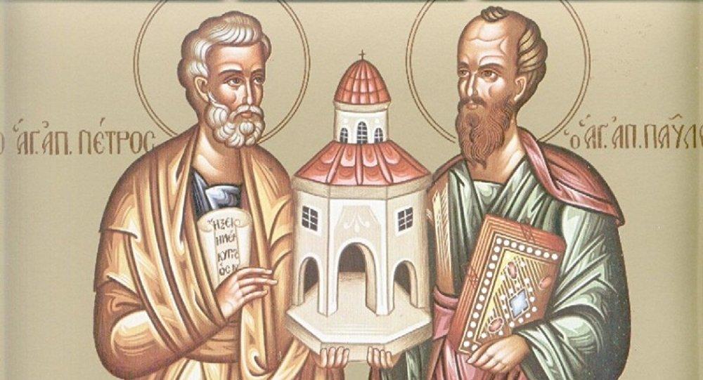 Postul Sfintilor Petru si Pavel 2019. Ce trebuie sa faci ca sa-ti mearga bine. Obligatoriu trebuie sa mananci mere cu miere