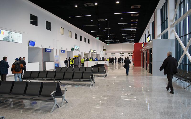 Romania va avea un nou aeroport