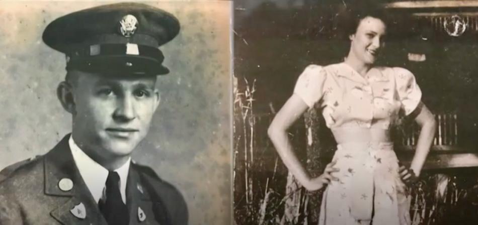 Si-a regasit iubita dupa 75 de ani