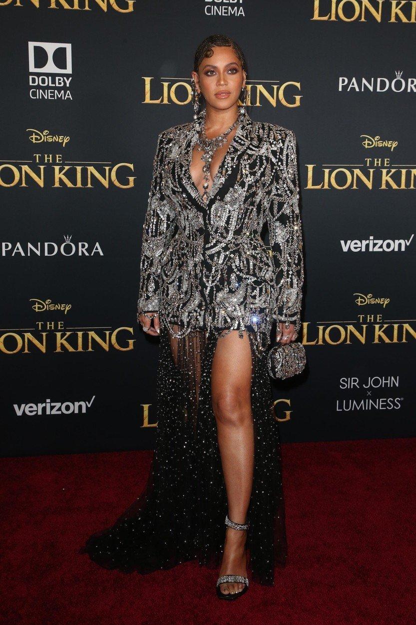 Beyonce, aparitie de senzatie