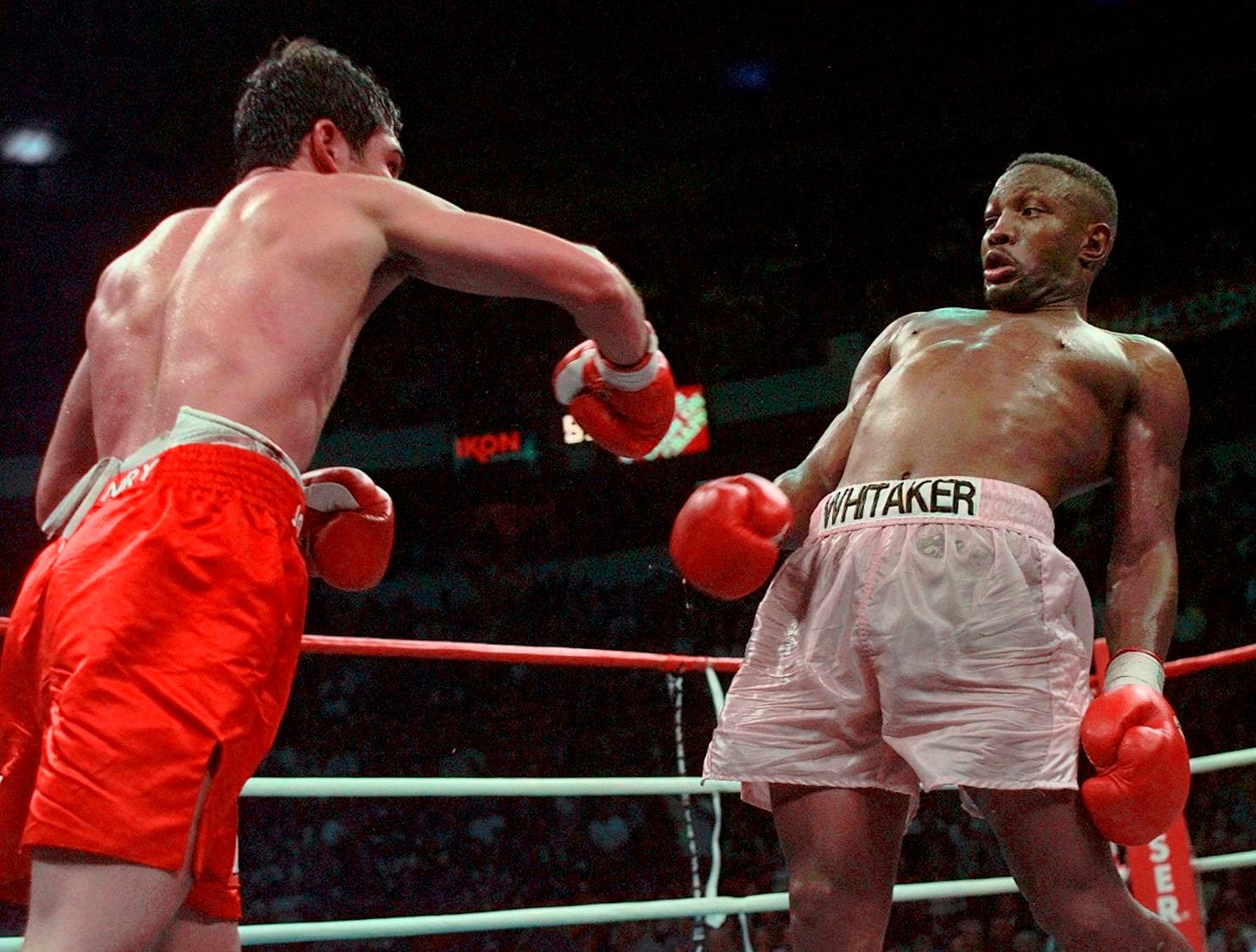 Boxerul Pernell Whitaker a murit