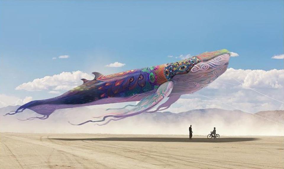 Burning Man 2019. Cele mai tari atractii de anul acesta