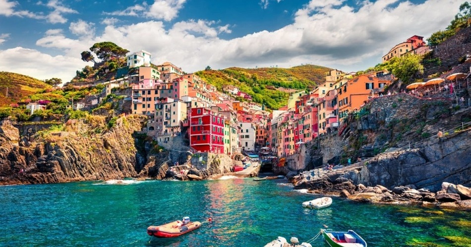 Cinque Terre din Italia, o destinatie sufocata de turisti