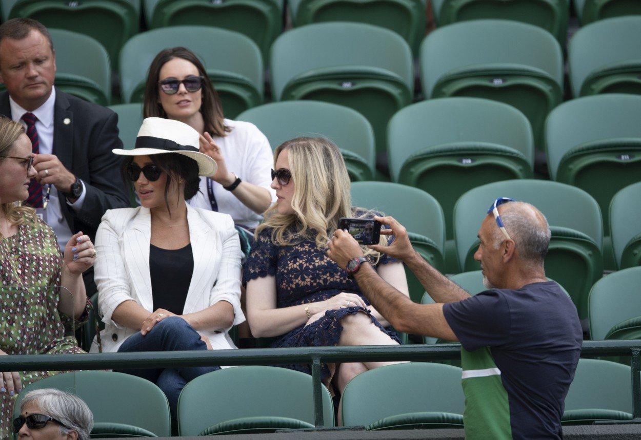 Controversele create de Meghan Markle la Wimbledon continua