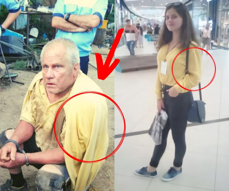 Criminalul a fost gasit cu hainele Alexandrei pe el