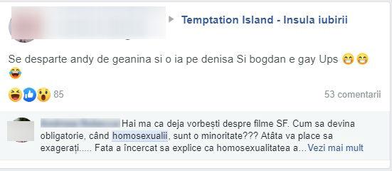 Dezvaluire SOC! Bogdan de la Insula Iubirii ar fi gay