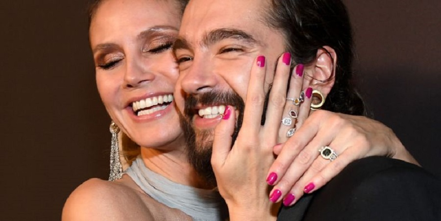 Heidi Klum s-a maritat in secret cu Tom Kaulitz