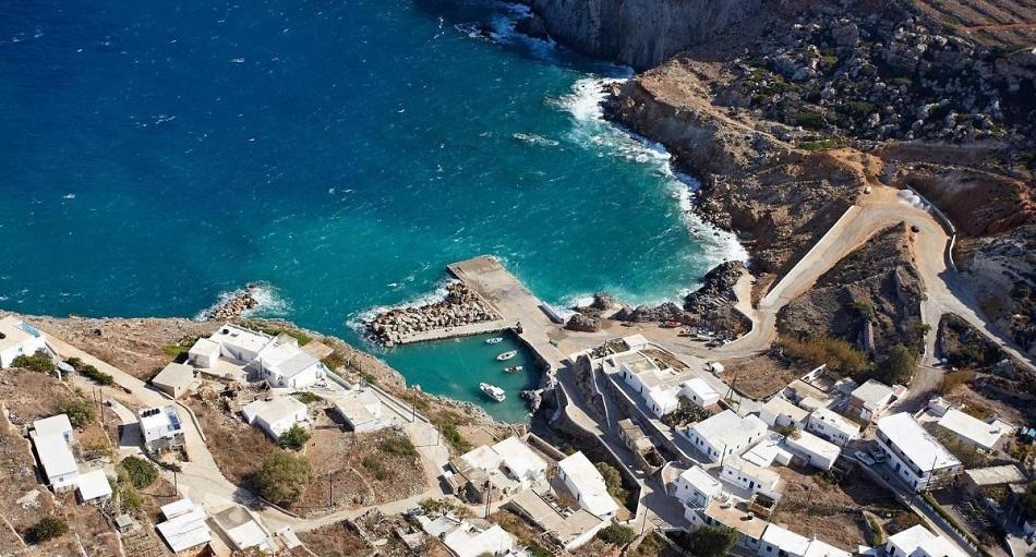 Insula din Grecia, cauta locuitori