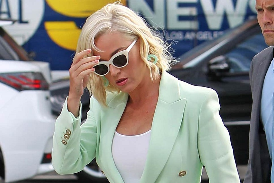Katy Perry, acuzata de plagiat