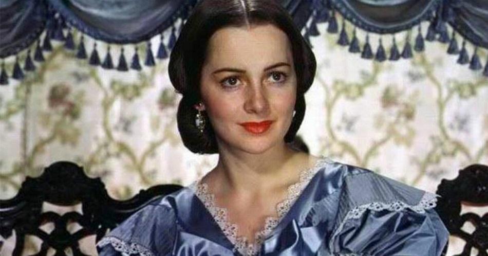 Olivia de Havilland a implinit 103 ani!
