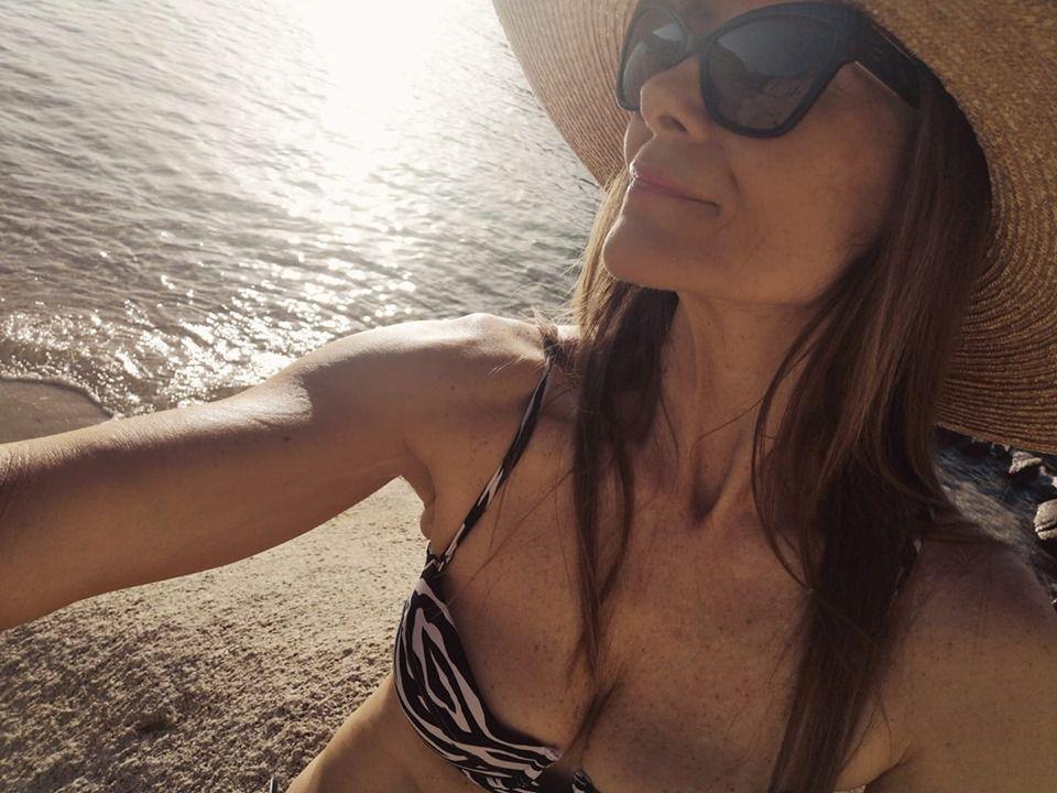 Romanita Iovan arata senzational la 54 de ani
