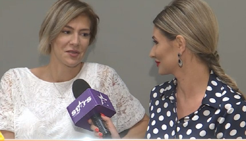 Roxana Ciuhulescu a ajuns pe mana chirurgului
