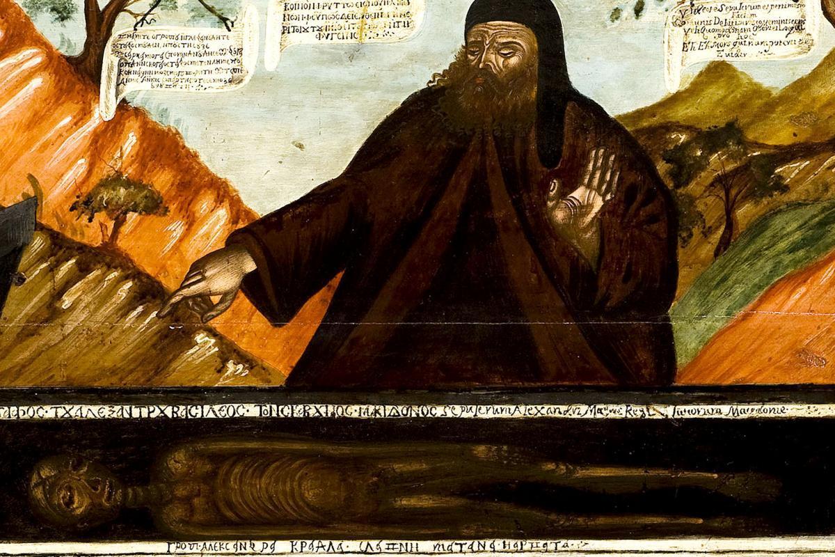 Sfantul Sisoe. Ce rugaciune se spune in ziua de 6 iulie