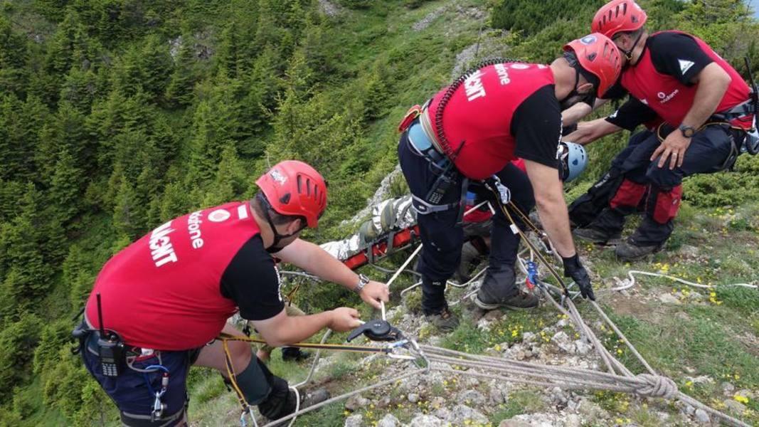 Turiștii rătăciți de 24 de ore în Munții Făgăraș