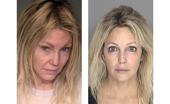 Heather Locklear internata la psihiatrie