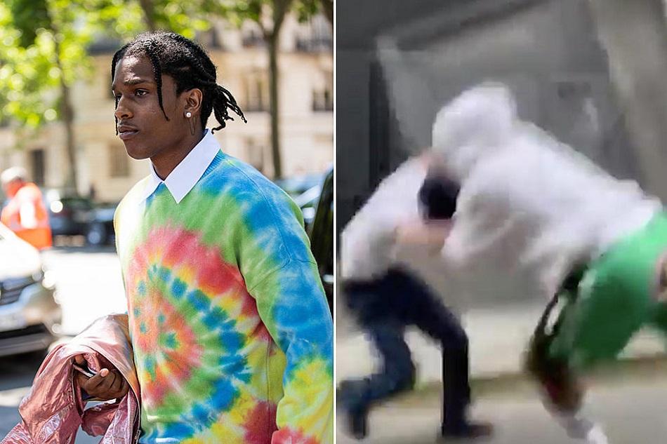 ASAP Rocky, condamnat in Suedia! Ce se intampla cu rapperul