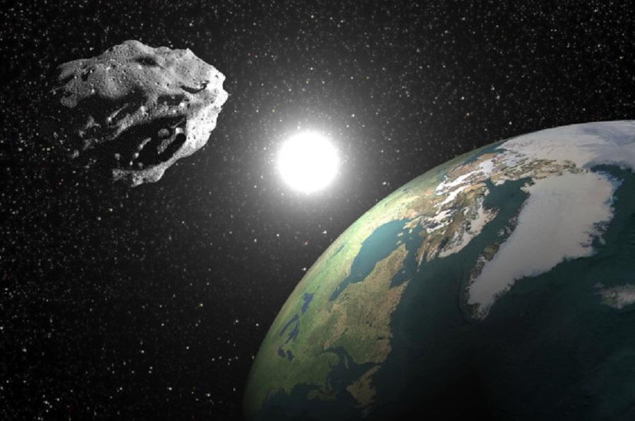 Asteroidul care trece pe langa Terra, luna viitoare