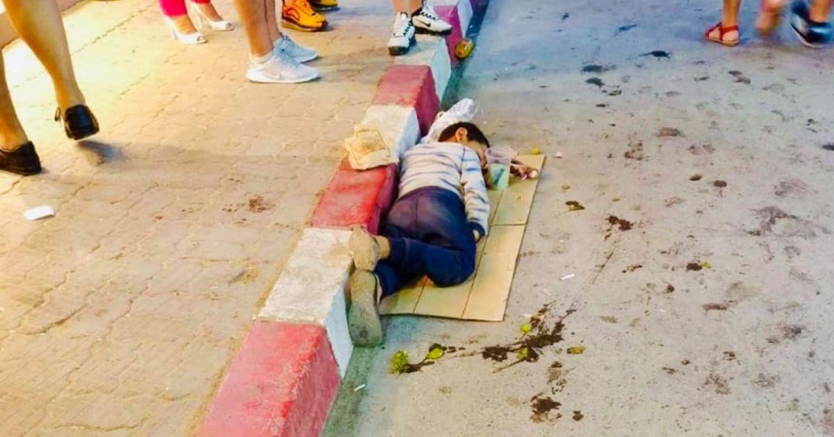Au fost gasiti copiii cersetori din Costinesti
