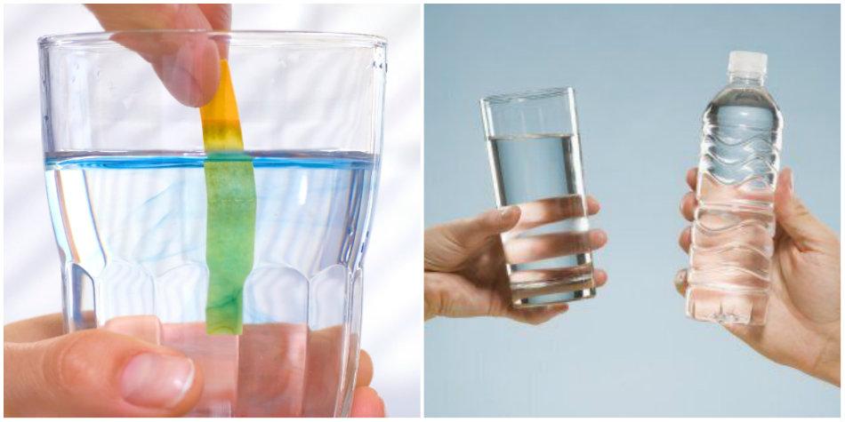 Minunile pe care le face apa alcalină pentru organismul nostru