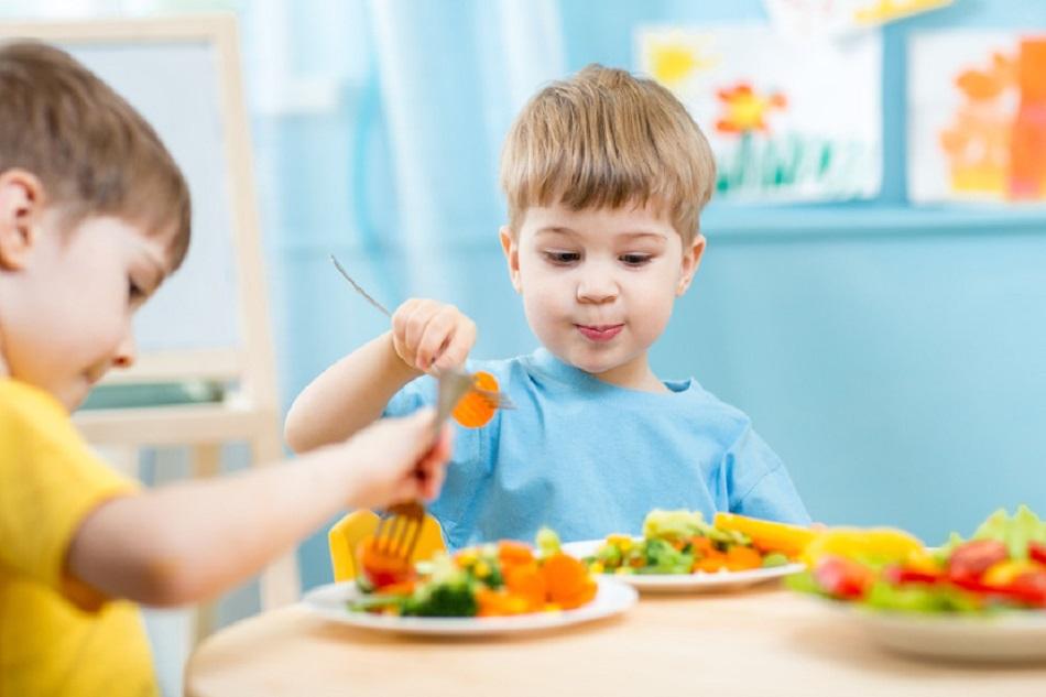 Meniuri pentru copii de 4-10 ani