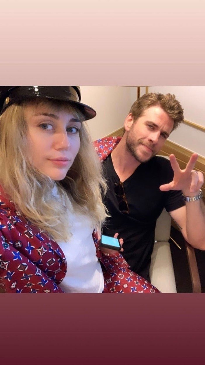 Miley Cyrus și Liam Hemsworth se despart