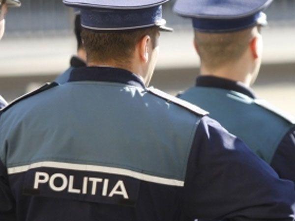 Polițistul găsit împușcat în cap, în stare gravă