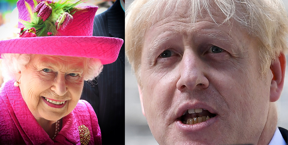 Regina Elizabeth a aprobat cererea lui Boris Johnson