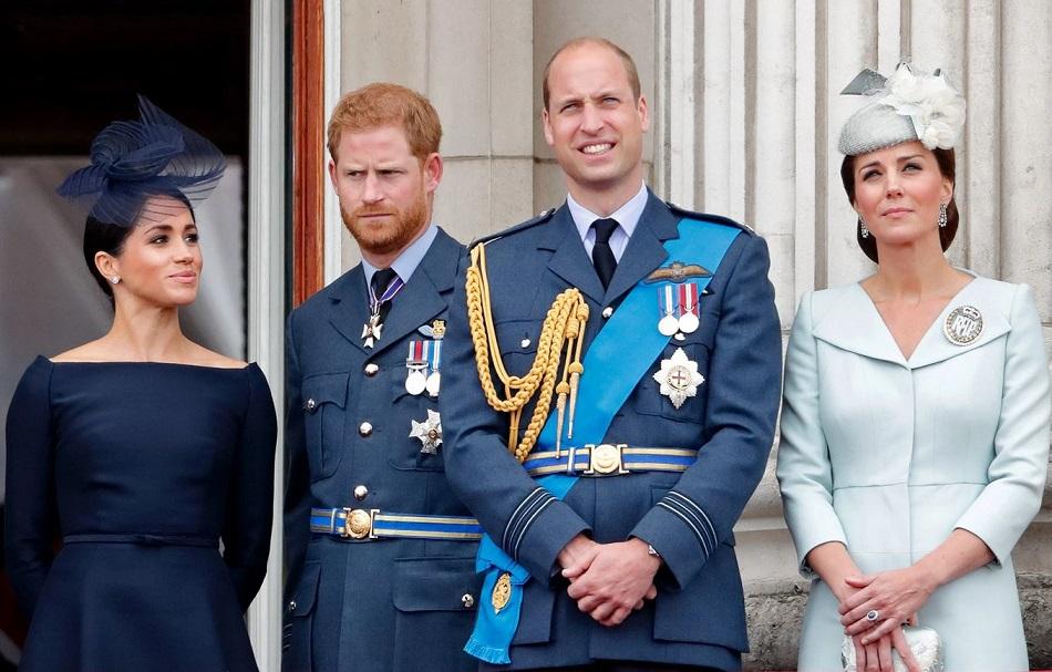 Ruptura oficiala in Familia Regala a Marii Britanii