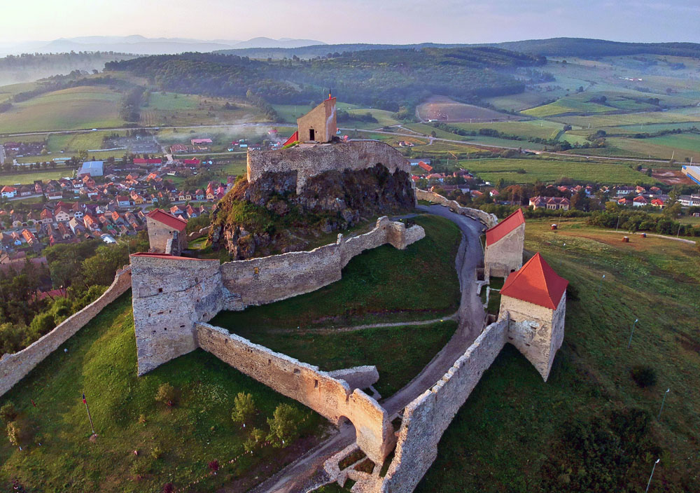 Transilvania, numită noua Toscana