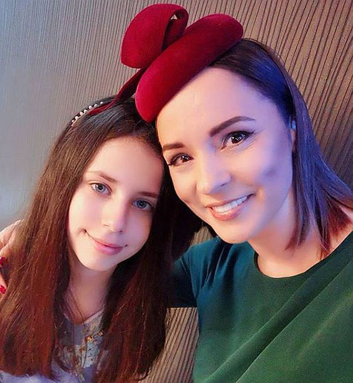 Fiica Andreea Marin