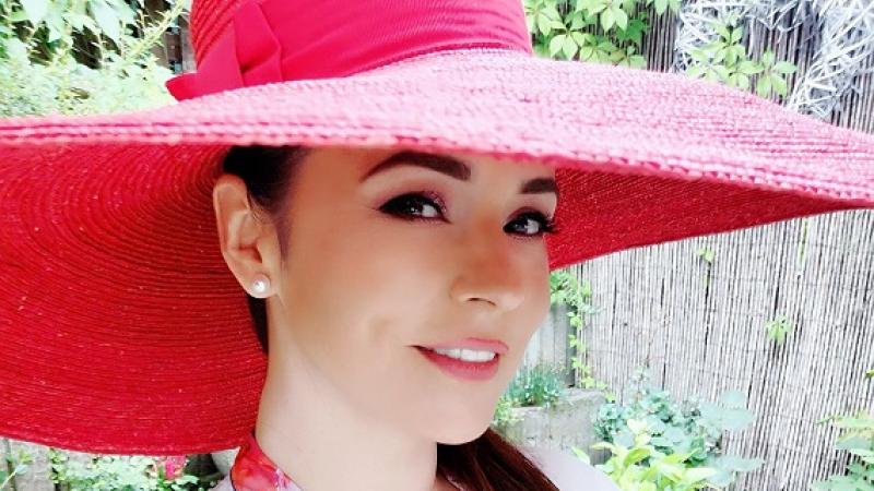 Andreea Marin este una dintre cele mai frumoase, dar și cele mai discrete vedete de la noi