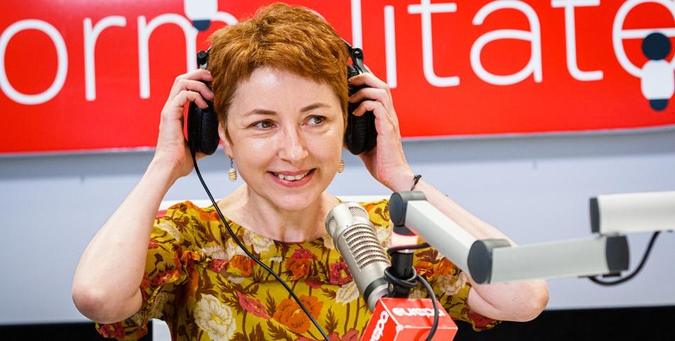 Alice Iacobescu, scoasa definitiv de pe postul Digi 24
