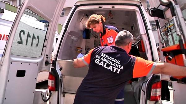 Anchetă la Serviciul de Ambulanță Galați