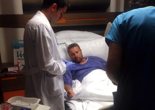 Catalin Botezatu, la terapie intensiva!