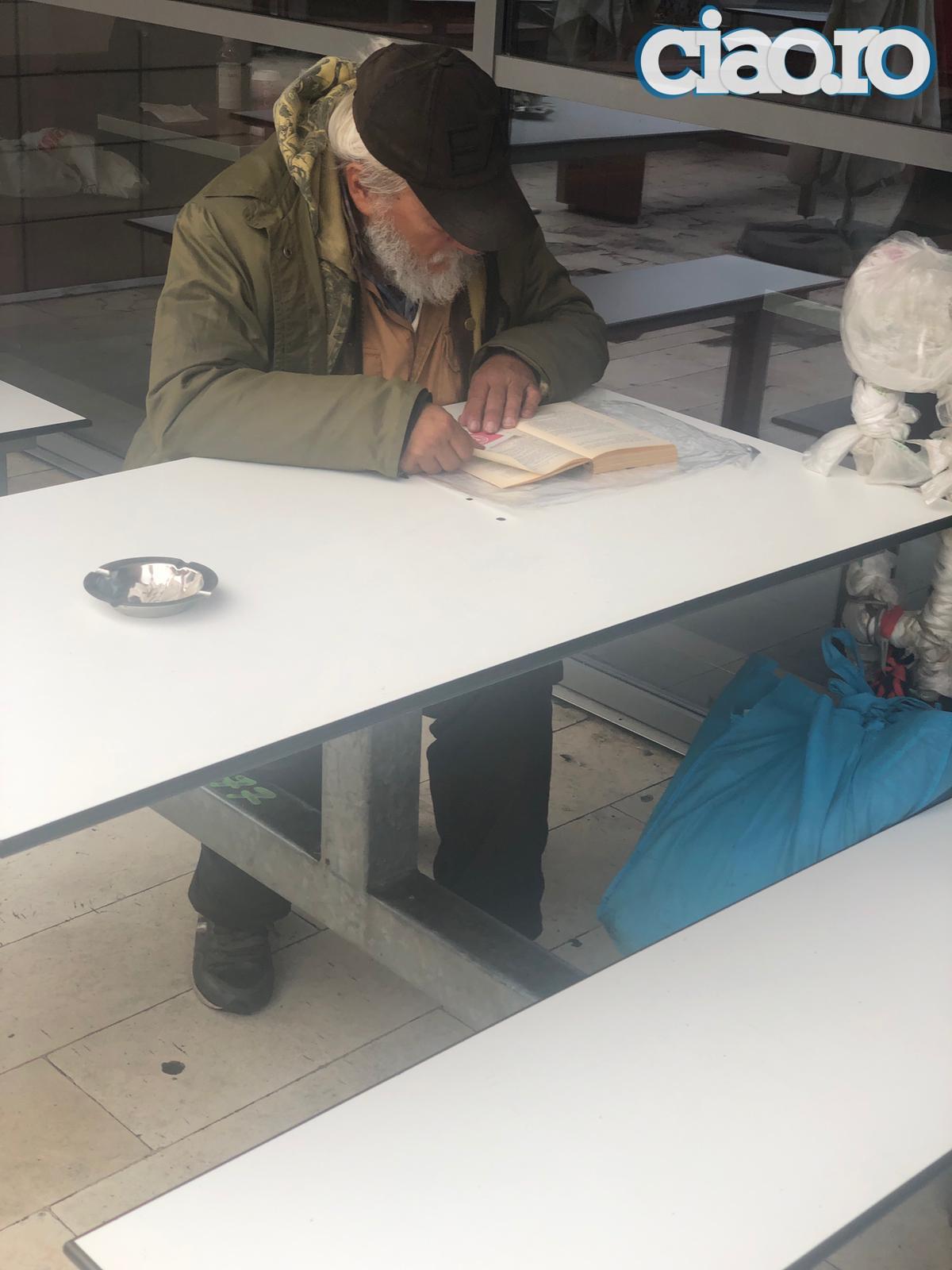 Cersetorul din Bucuresti care citeste