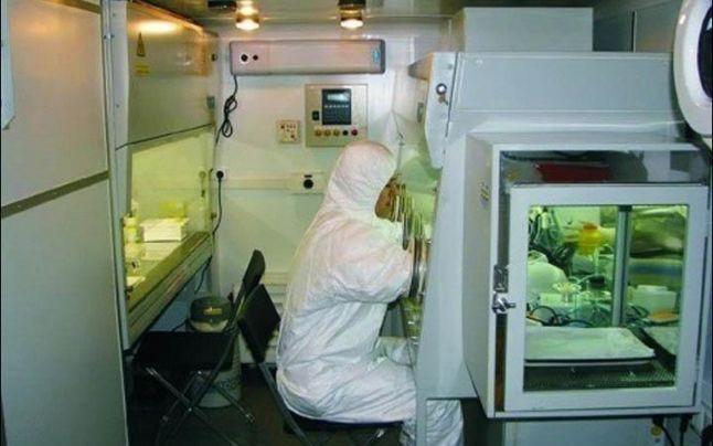 Explozie la un laborator din Rusia