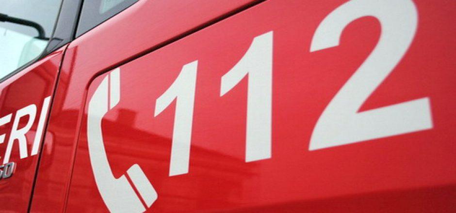 O femeie beată a sunat la 112