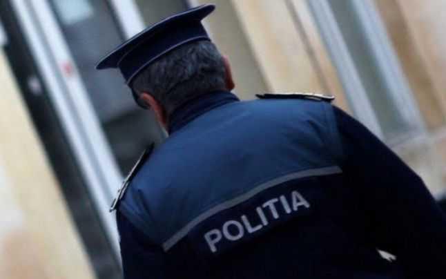Tânăra, agresată de polițist