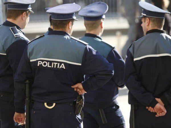 Un gălățean s-a luat la ceartă cu polițiștii