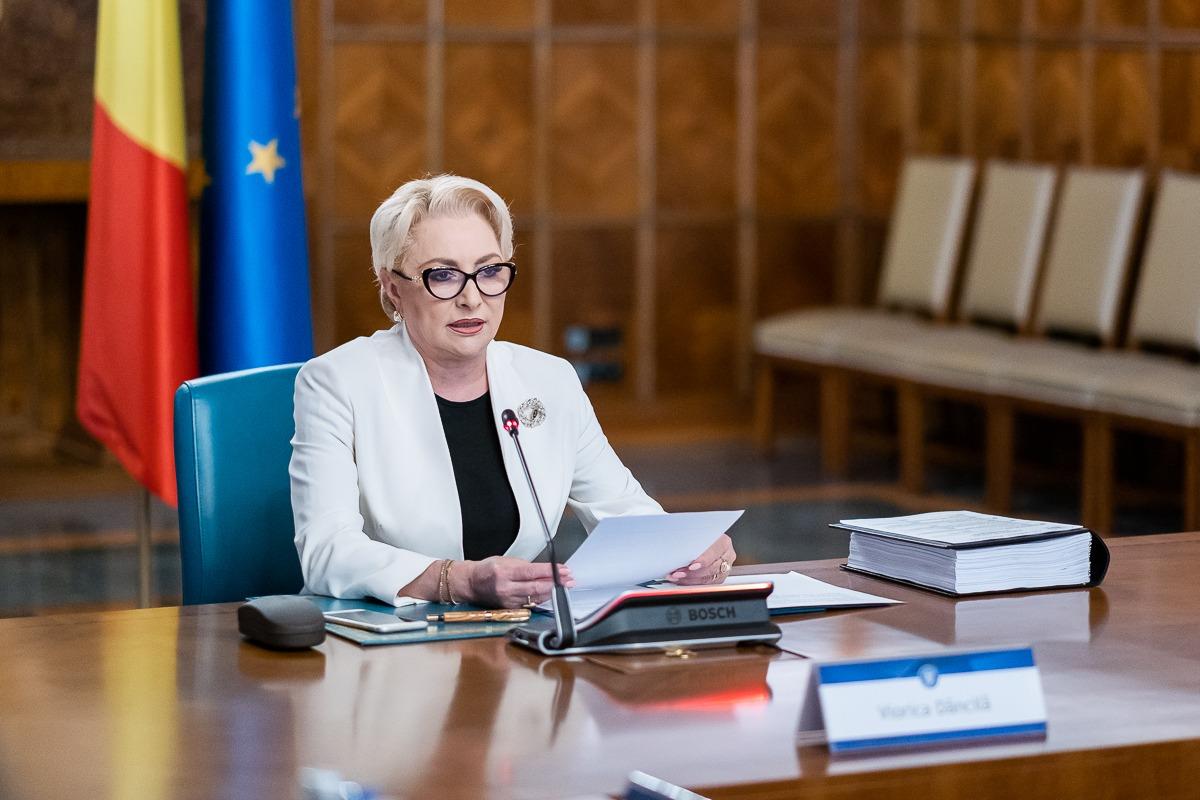 Viorica Dăncilă este una dintre cele mai femei