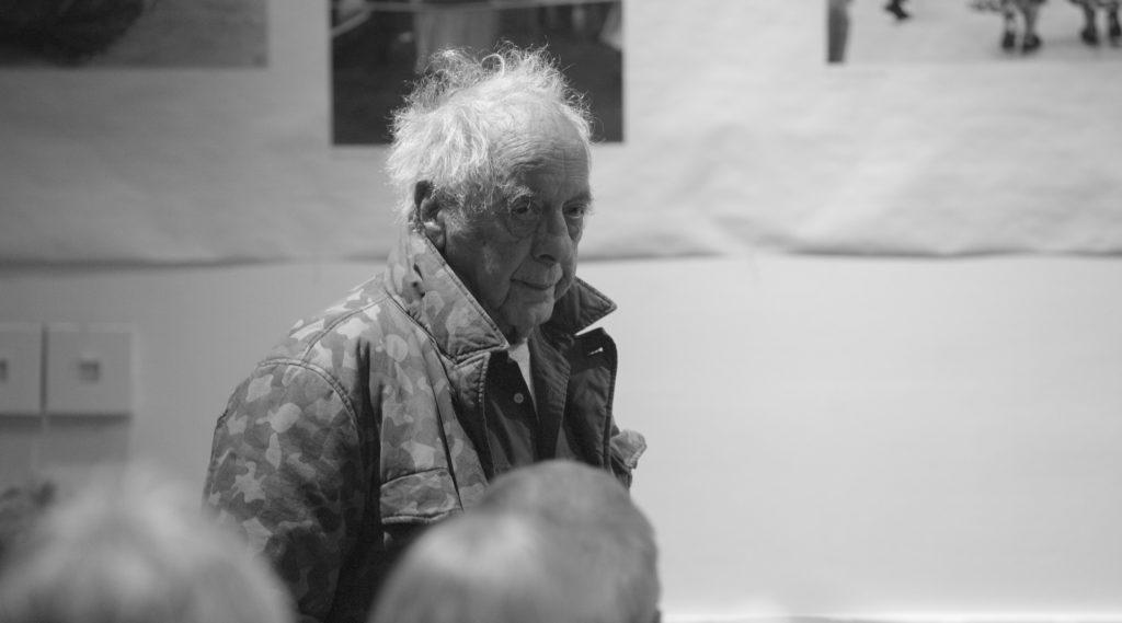 A murit legendarul Robert Frank