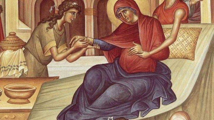 Rugăciune de Sfânta Maria Mică