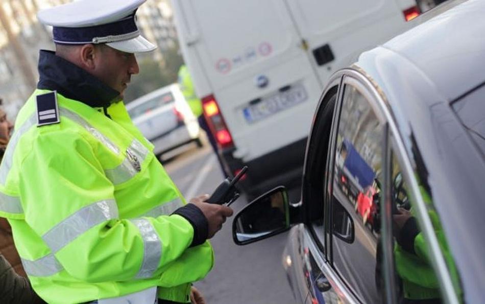 Șofer băut și fără permis de conducere