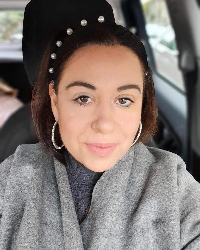 Oana Roman a postat un mesaj pe contul de socializare