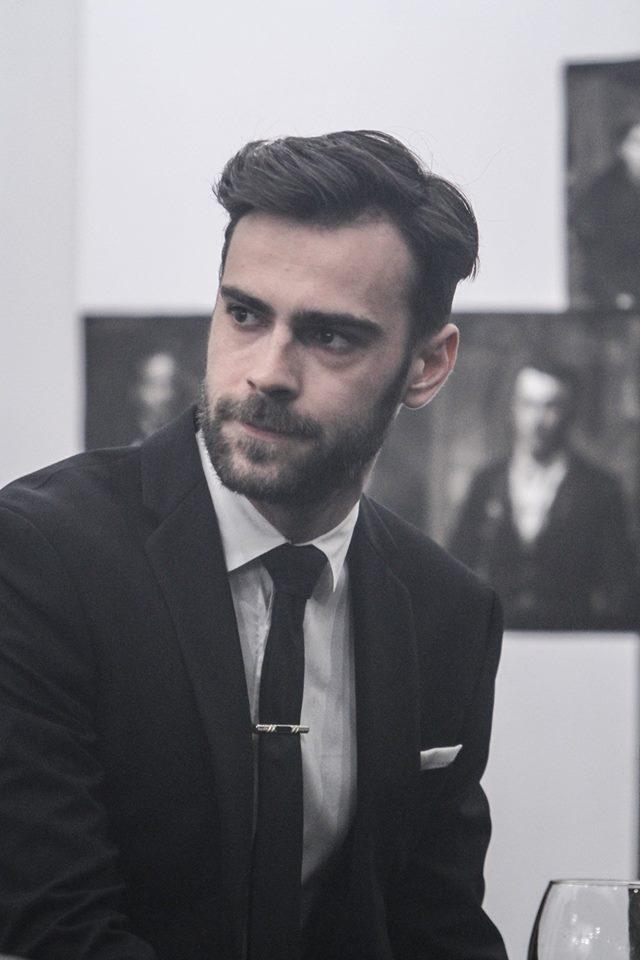 Denis Hanganu, actorul din